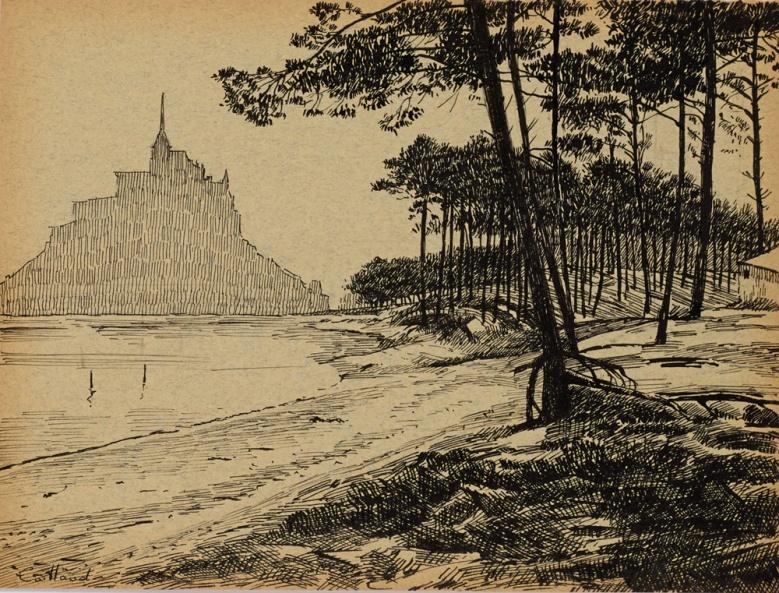 Le-lac-de-Challains