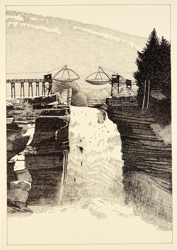 Pêcheries-du-Saut-du-Doubs
